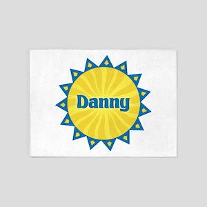 Danny Sunburst 5'x7' Area Rug