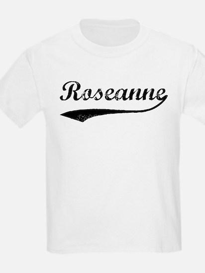 Vintage: Roseanne Kids T-Shirt