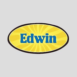 Edwin Sunburst Patch