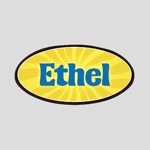 Ethel Sunburst Patch