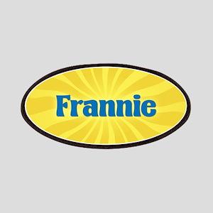 Frannie Sunburst Patch