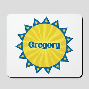 Gregory Sunburst Mousepad