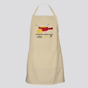With Cheese Apron