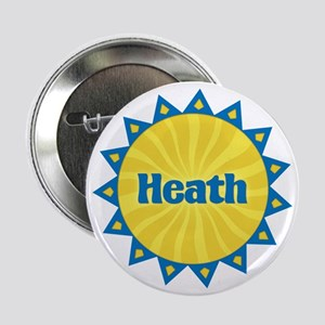 Heath Sunburst Button