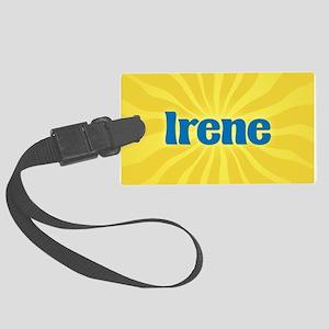 Irene Sunburst Large Luggage Tag