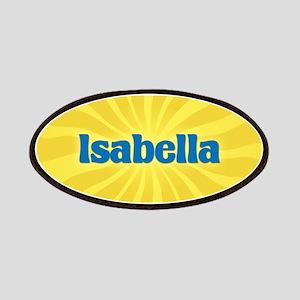Isabella Sunburst Patch