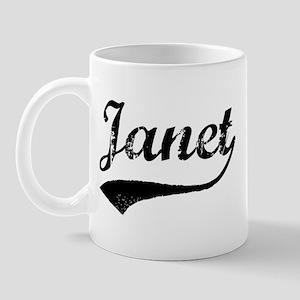 Vintage: Janet Mug
