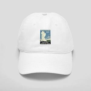 Yellowstone National Park Cap