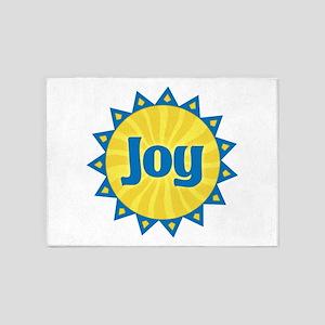 Joy Sunburst 5'x7' Area Rug