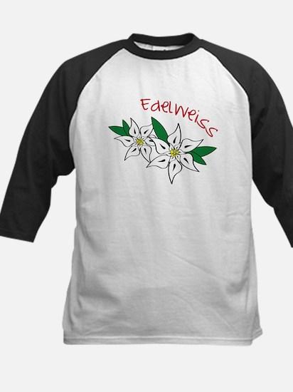 Edelweiss Kids Baseball Jersey