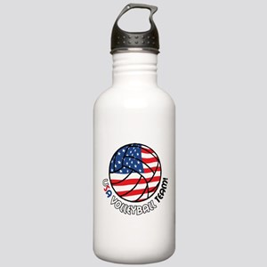 USA Volleyball Team Stainless Water Bottle 1.0L