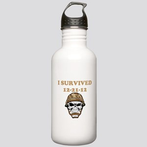 survived Stainless Water Bottle 1.0L