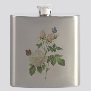 Pierre-Joseph Redoute Rose Flask
