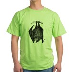 Bat Green T-Shirt