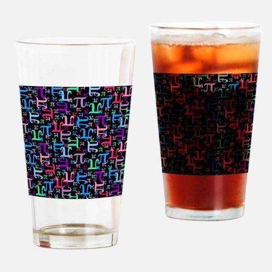 Pretty nerdy Drinking Glass