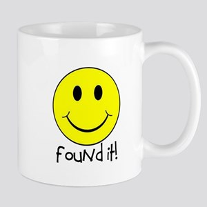 Found It Smiley! Mug
