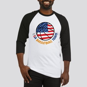 USA Basketball Team Baseball Jersey