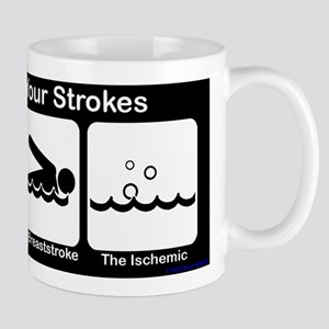 Know Your Strokes Mug