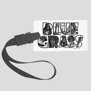 Bluegrass Large Luggage Tag
