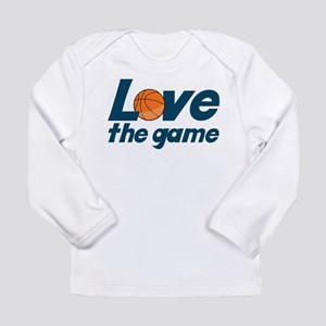 Love The Game Long Sleeve Infant T-Shirt