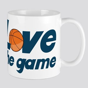 Love The Game Mug