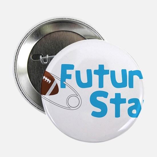 """Future Star 2.25"""" Button"""