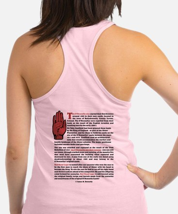 Donnelly Brewing Company Racerback Tank Top