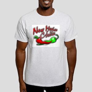 New Mexico Chili Ash Grey T-Shirt