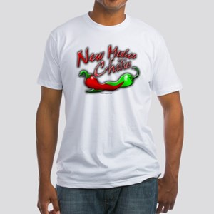 New Mexico Chili Fitted T-Shirt