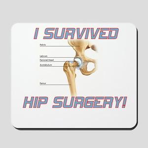 Hip Surgery Mousepad