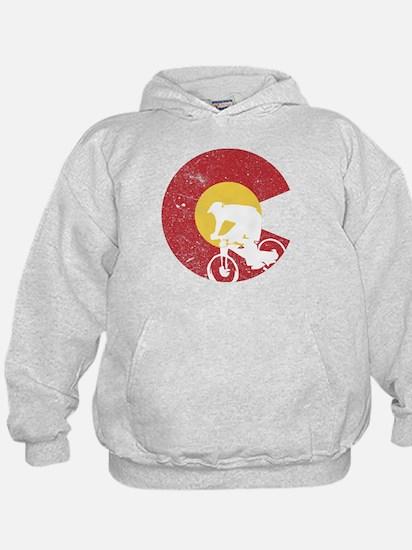 Mountain Bike Colorado Sweatshirt