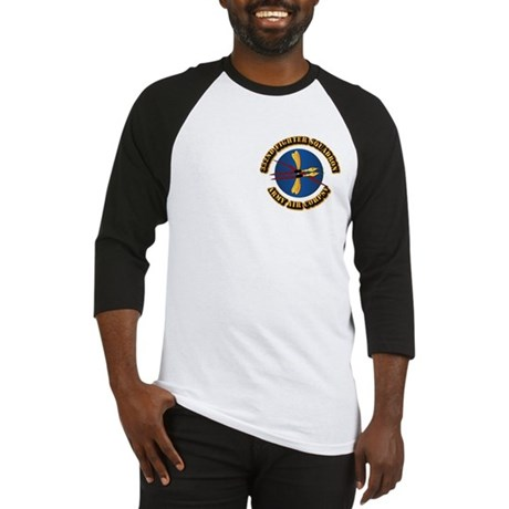 AAC - 332nd Fighter Squadron Baseball Jersey