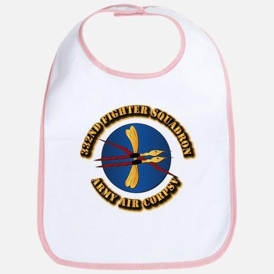 AAC - 332nd Fighter Squadron Bib