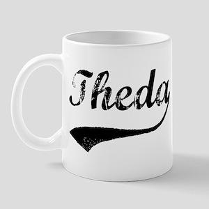 Vintage: Theda Mug