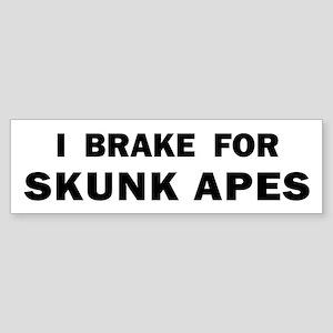 SKUNK1 Sticker (Bumper)