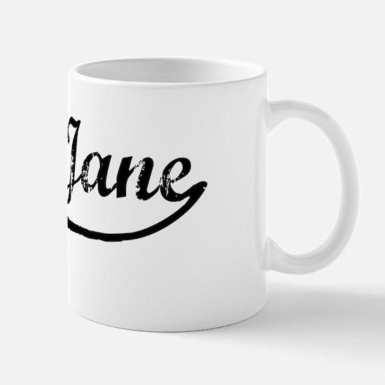 Vintage: Mary Jane Mug
