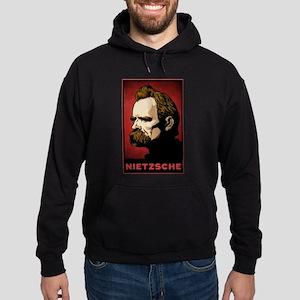 Nietzsche Hoodie (dark)