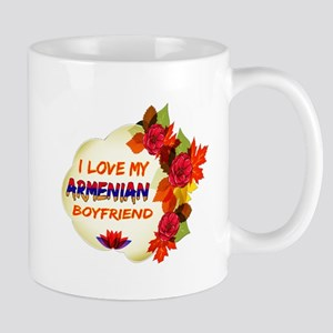 Armenian Boyfriend designs Mug