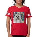 Chinese Crested Painting Womens Football Shirt
