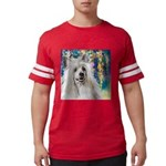 Chinese Crested Painting Mens Football Shirt