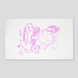 Nursery Toys In Room Light Orchid by Kristie Huble