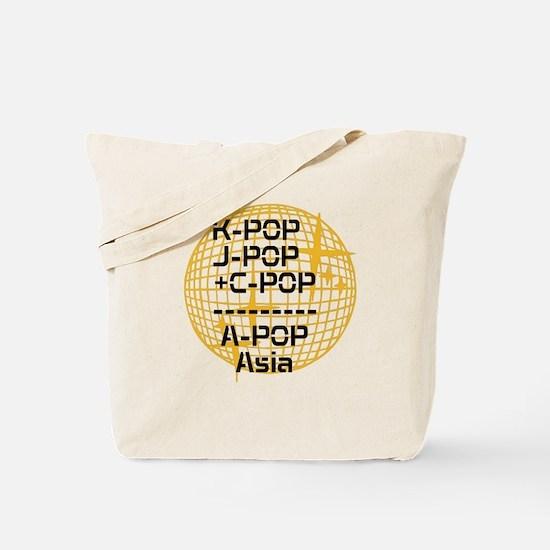 Funny K c Tote Bag