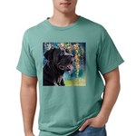 Cane Corso Painting Mens Comfort Colors Shirt