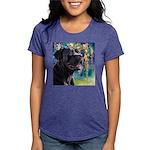 Cane Corso Painting Womens Tri-blend T-Shirt