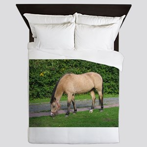 New Forest Pony Queen Duvet