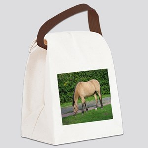 New Forest Pony Canvas Lunch Bag