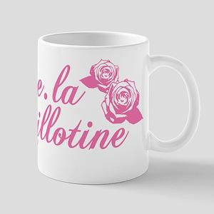 Mme La Guillotine Mug