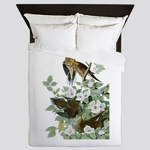 Zenaida Macroura - The Mourning Dove Queen Duvet