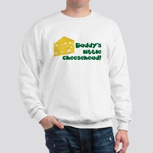 Little Cheesehead Sweatshirt