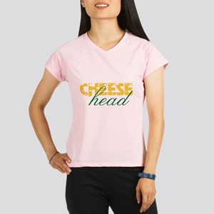 Cheesehead Women s Performance Dry T-Shirts - CafePress 3cc549f00